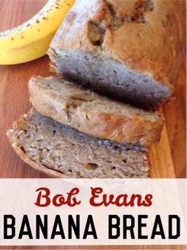 bob evans banana bread