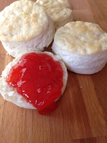 Cracker Barrel biscuit recipe