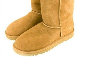how to clean ugg boots at home