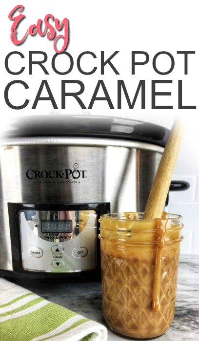 easy crock pot caramel