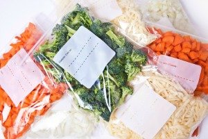 keeping track of foods with freezer printable