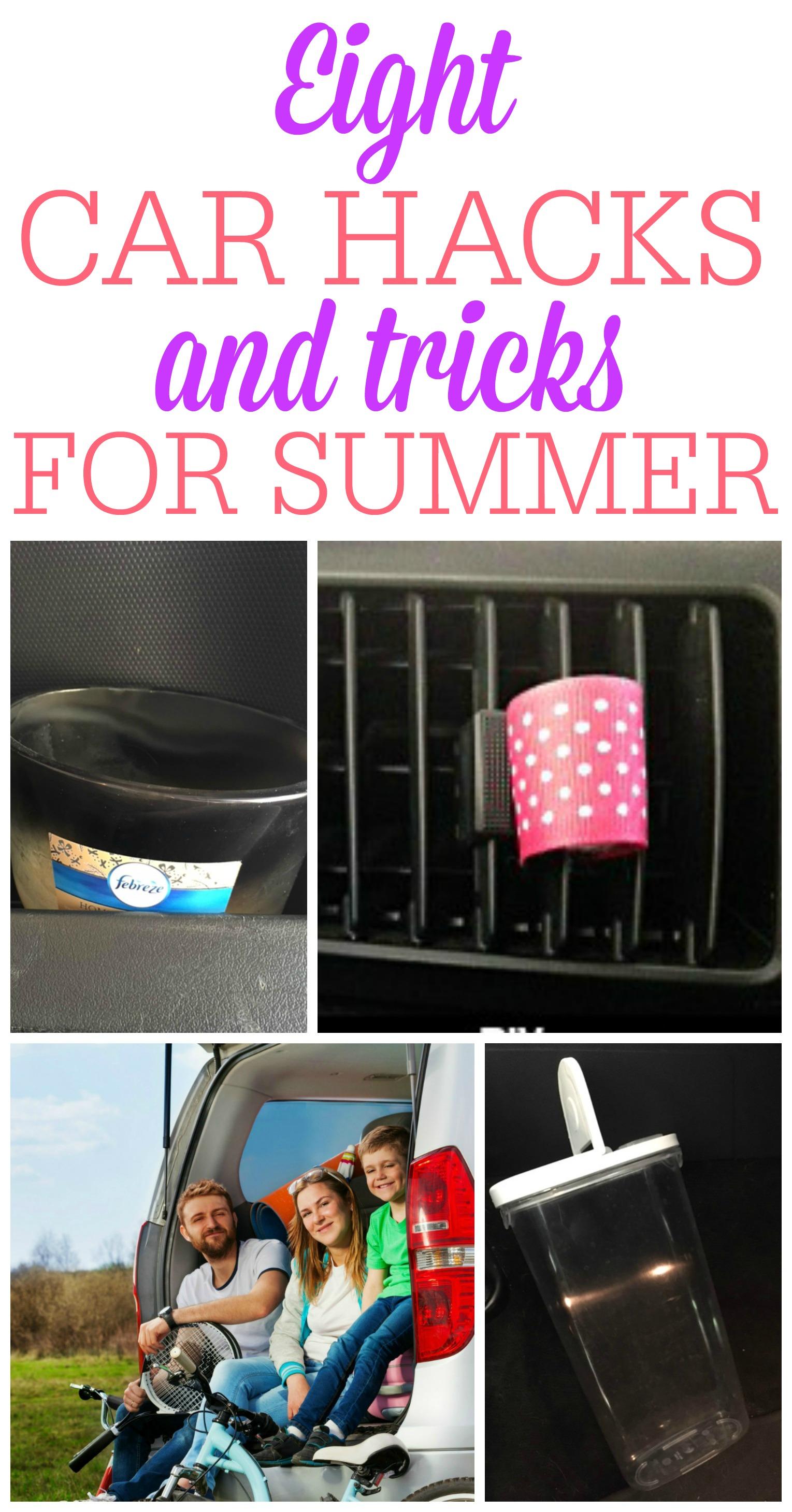 car hacks and tricks