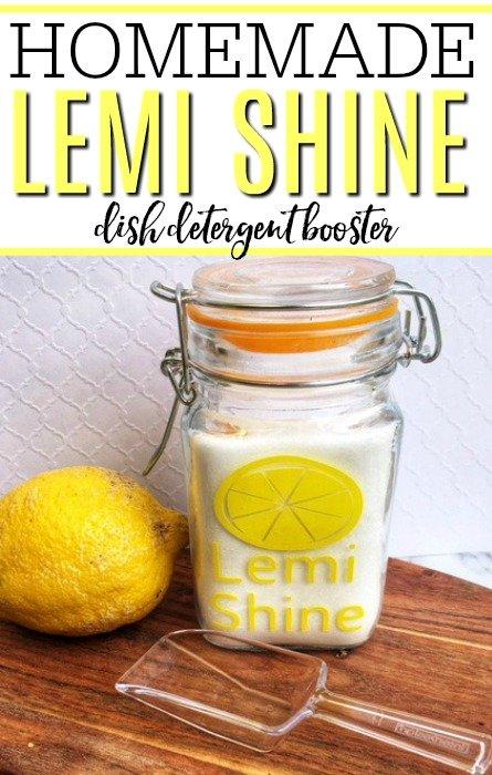 homemade lemi shine