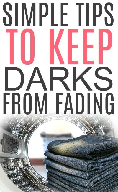 keep darks from fading