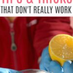 viral cleaning hacks