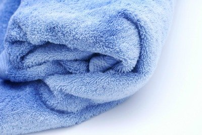 washing towels to keep them fluffy