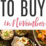the best things to buy in november
