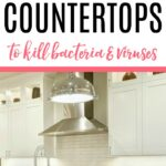 disinfecting granite countertops