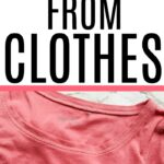 remove pilling from clothes