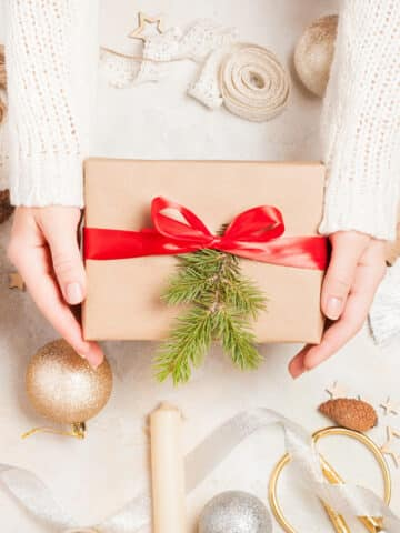 clutter free christmas gift