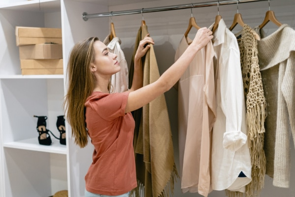 find a home to declutter fast