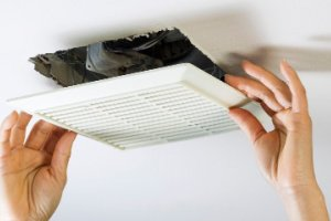 bathroom exhaust fan cleaning