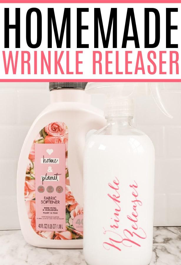 homemade wrinkle releaser