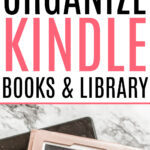 organize kindle books