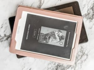 organize kindle library