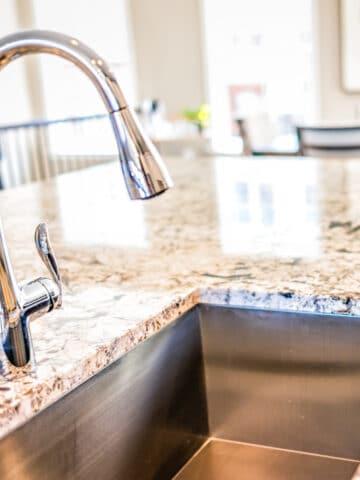 reseal granite
