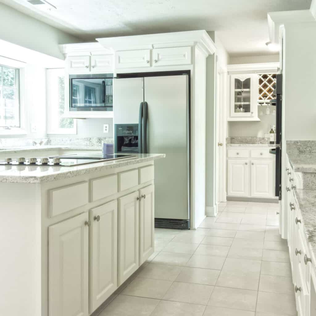 cleaning checklist for the kitchen